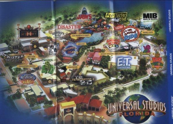 Universal Studios Orlando Magica Aventura