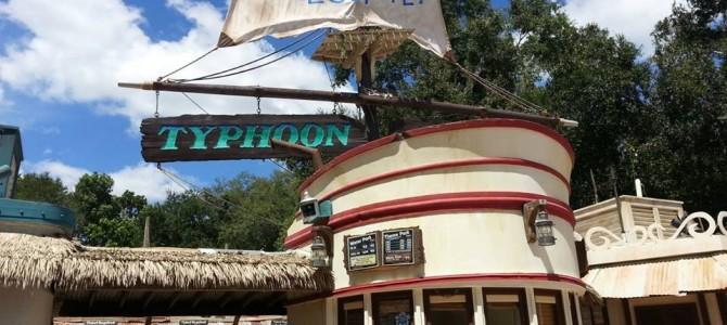 TYPHOON LAGOON – DISNEY PARK