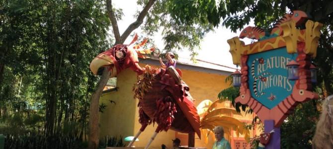 Mickey's Jammin Jungle Parade… Animal Kingdom – se va… bye-bye!
