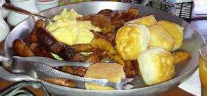 desayuno en O'Hana