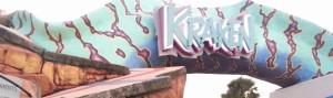 letrero de kraken