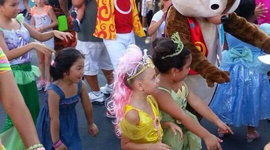 Move it! Shake it! celebrate it! Street Party – Magic Kingdom