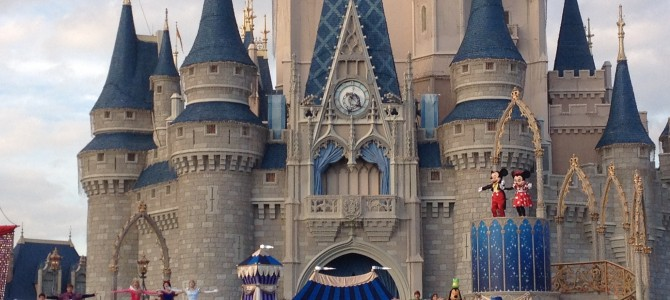 Dream Along with Mickey – Musical – Magic Kingdom