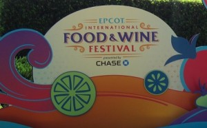 food and wine festival logo 2013