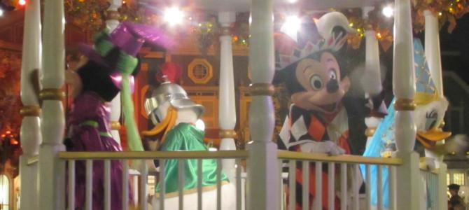Mickey's -Not So Scary- Halloween Party @ Magic Kingdom