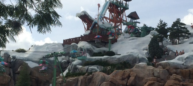 Disney's Blizzard Beach – Parque Acuático Disney