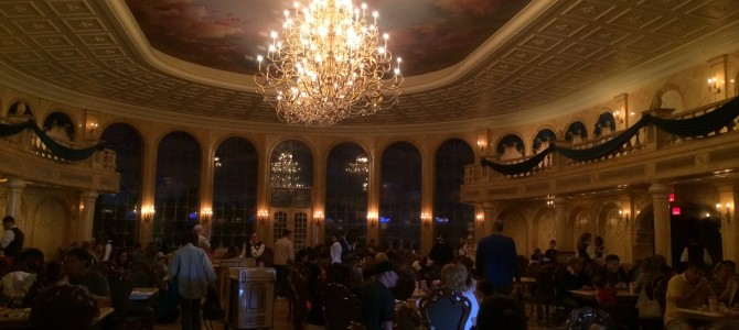 Be Our Guest – Breakfast @ Magic Kingdom