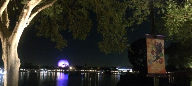 IlumiNations: Reflections of Earth @ Epcot
