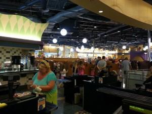 Food Court del Pop