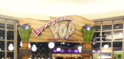 Everything Pop Food Court @ Disney Pop Century Resort